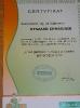 Certyfikaty i szkolenia